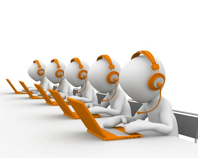 humans and machines in contact centres