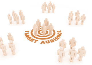 get leads for your target audience